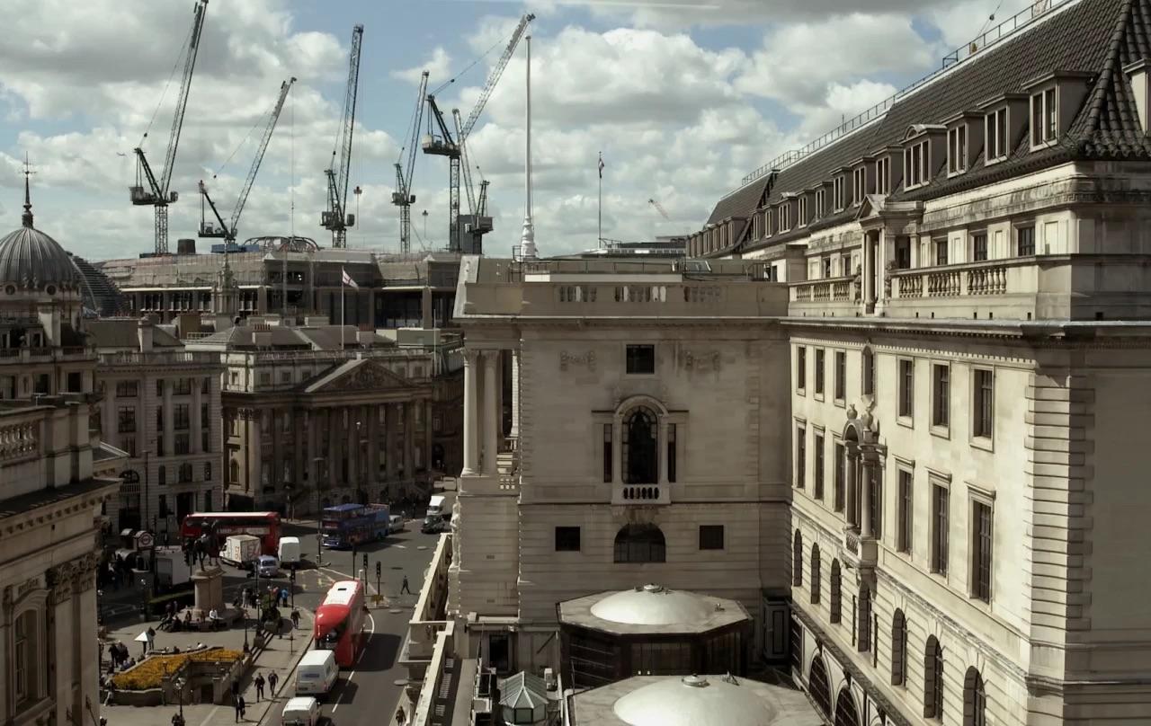 Threadneedle Street London